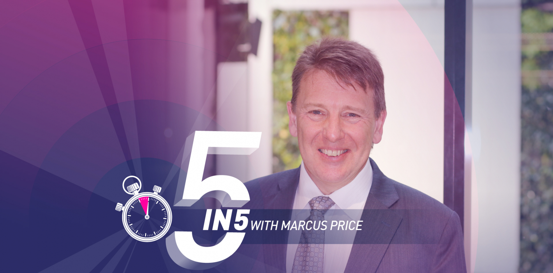 5 in 5 with Marcus Price