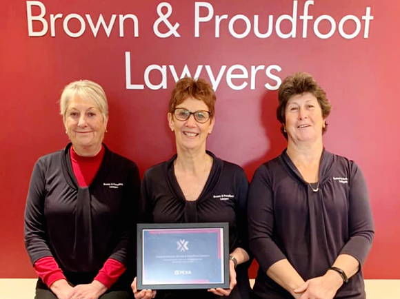 BROWN & PROUDFOOT LAWYERS